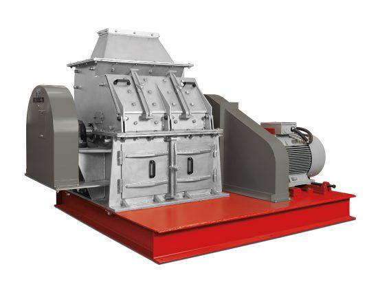 Hammer mill Siebtechnik Tema Australia