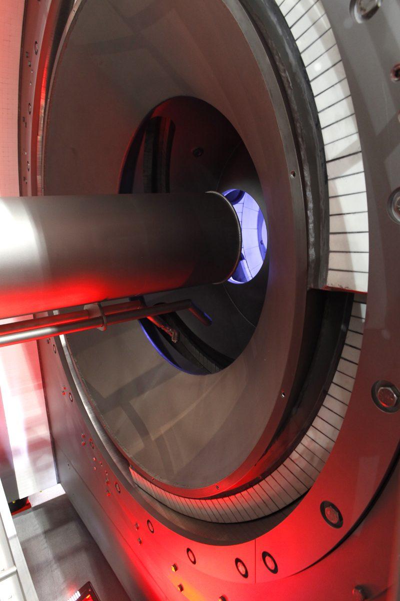 Siebtechnik Tema Conturbex screen scroll centrifuge