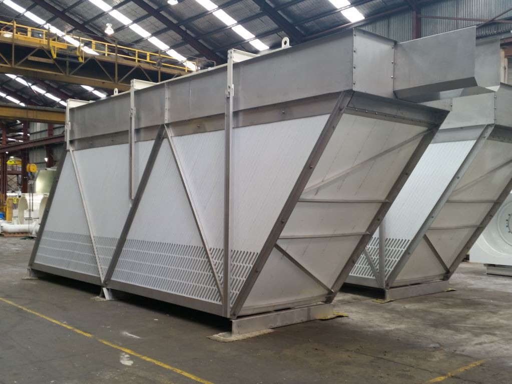 Lamella Pack - Siebtechnik Tema Australia