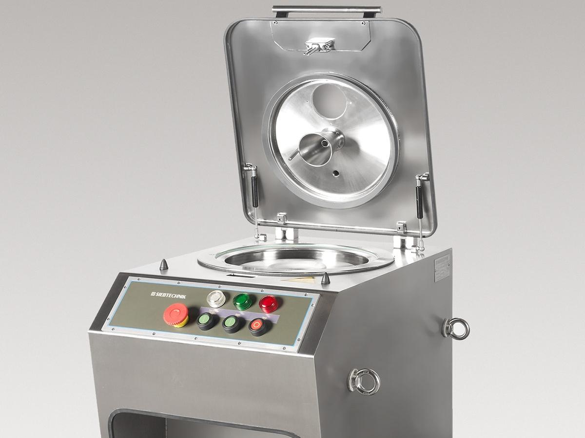 Centriflex laboratory centrifuge Siebtechnik Tema Australia