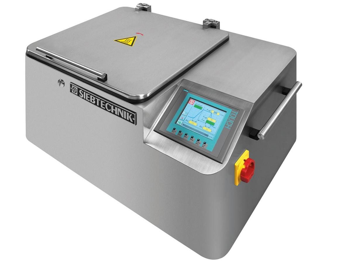 Centrilab laboratory centrifuge Siebtechnik Tema Australia