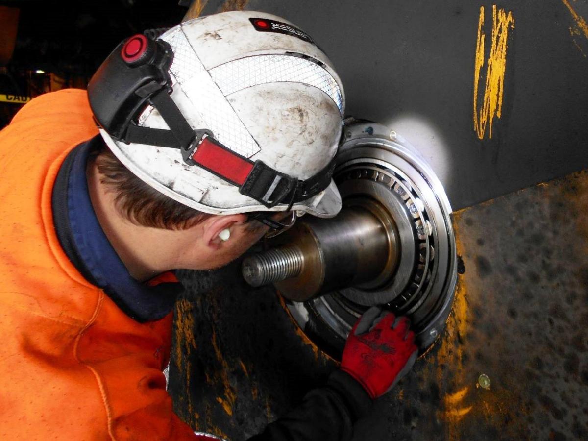 Siebtechnik Tema Australia service and maintenance