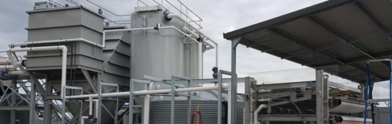 Siebtechnik Tema Australia water treatment